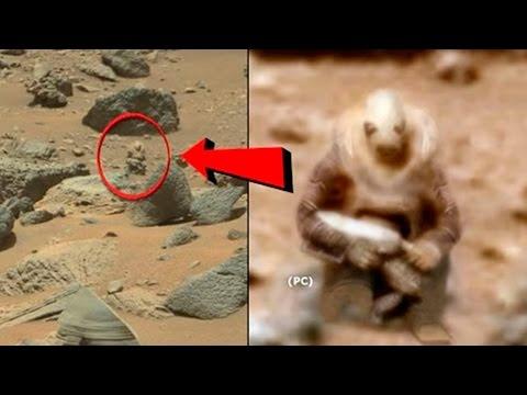 5 صور لكائنات غريبة تم إلتقاطها على كوكب المريخ..!! thumbnail