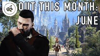NEW Video Games - June 2018 (ALL TRAILERS | PC, PS4, Xbox One, Switch)