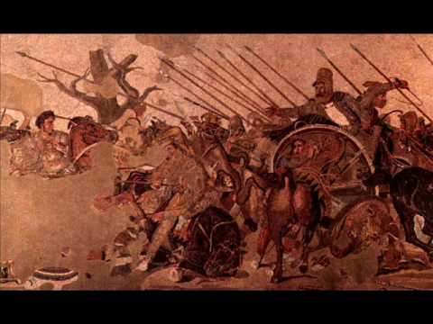 Update:  Alexander The Great Vs. Attila The Hun Deadliest Warrior video