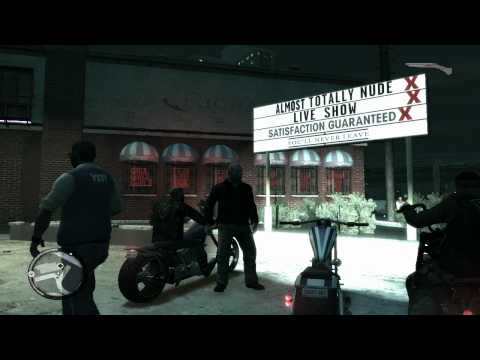 GTA IV: Episodes from Liberty City PC STRIP CLUB