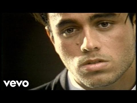Enrique Iglesias - Esperienza Religiosa