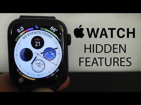 Apple Watch Series 4 Hidden Features — Top 10 List