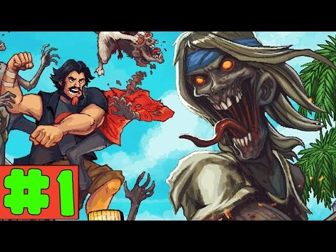 Dead Island: Retro Revenge - Walkthrough - Part 1 - Chapter 1 | 1-1 (PC HD) [1080p60FPS]