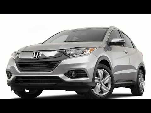 2020 Honda HR-V Video