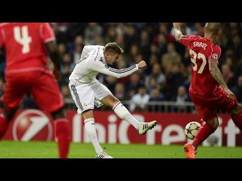 Toni Kroos vs Liverpool (H) 14-15 UCL 720p HD