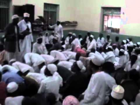 Mawlid un Nabi in Jinja, Uganda, Masjid Sharif