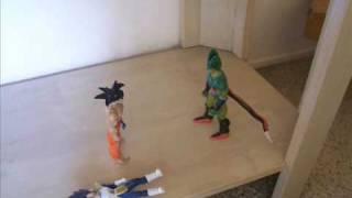 Sonic Stop Motion Adventures: Episode 5: Sonic Meets DBZ Meets Naruto Meets Megaman