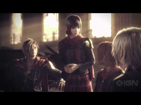 Final Fantasy Type-0 HD Walkthrough - Ending And Credits