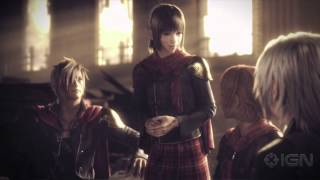 Final Fantasy Type-0 HD Walkthrough - Ending and Credits