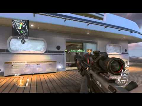 Palm White - Black Ops II Game Clip