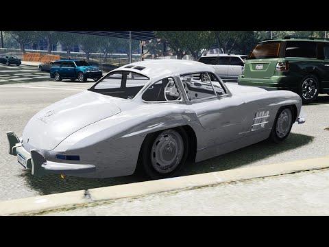 GTA 5 Online - New Sports Classic Car Model Found Online! (GTA 5 Online DLC Update News)