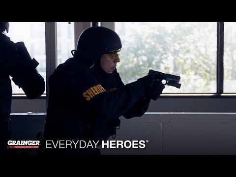 Grainger Everyday Heroes: SWAT Coordinator