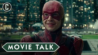 Will the Flash Movie (Flashpoint) Be Too Comedic in Tone? - Movie Talk