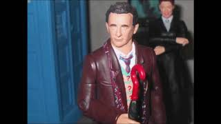 Doctor Who Figure Adventures- 7th Doctor Series 2: The Final Clue Part One