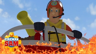Fireman Sam US NEW Episodes - Fireman Sam BEST RESCUES | Season10 🚒 🔥