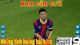 Những tình huống hài hước trong Dream League Soccer Part 2.