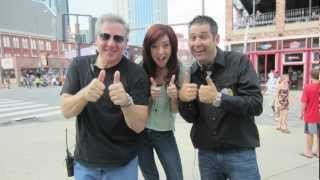 Christina Grimmie in Nashville! Behind the Scenes of the American Idol Live Tour 2012