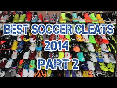 Best Soccer Cleats/Football Boots of 2014 - Part 2
