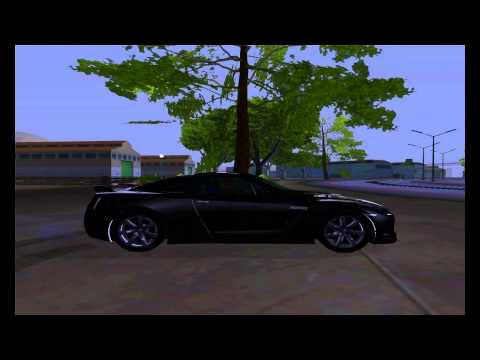 2013 GTA San Andreas Enb Series | Road Textures | Timecyc | Supercharged GT-r so