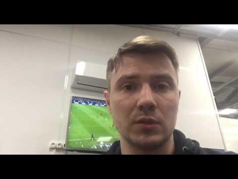 Владимир Стогниенко о матче #РоссияПортугалия #КК2017