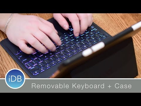 Logitech Slim Combo Keyboard Case with Smart Connector - Review