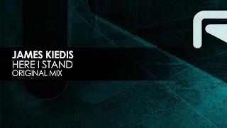 James Kiedis - Here I Stand