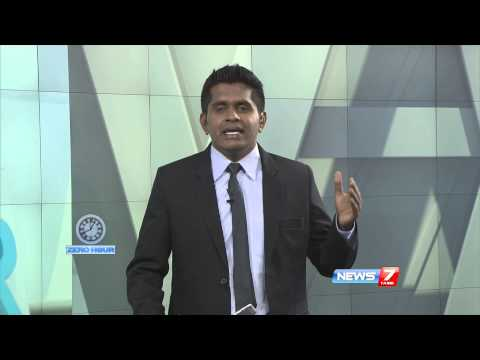 Zero Hour segment 1 (3-11-14): China's Submarine in Sri Lanka - NEWS 7 TAMIL