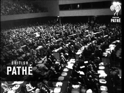 Complaint Of Aggression Upon Republic Of Korea (1950)
