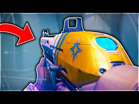 This GUN Is AMAZING! MUST USE! (Destiny In 60FPS - BOOLEAN GEMINI)