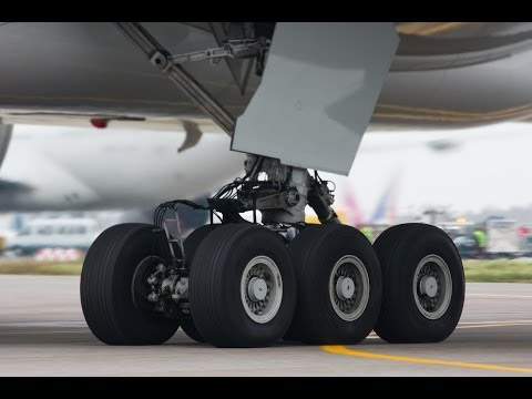 Шасси самолёта , делают так !!!