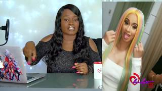 LovelyTi vs. StarMarie NO MORE BEEF (partial vid)