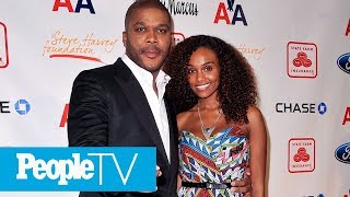 Tyler Perry Reveals How Girlfriend Told Him She Was Pregnant On FaceTime | PeopleTV