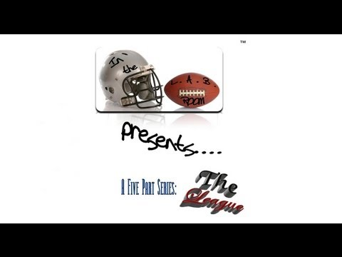This In the L.A.B. Room Exclusive Five Part Series entitled: The League. This series will cover a variety of topics that are pertinent in the NFL, this is Pa...