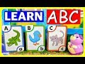 Learn ABC Alphabet Letters Fun Educational ABC Alphabet Video For Kindergarten Toddlers Babies mp3