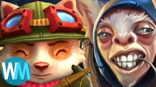 Top 10 Best MOBA Games