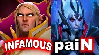 INFAMOUS vs PAIN - Peru vs Brazil S.AMERICA QUALS - KL MAJOR DOTA 2