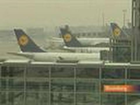 Lufthansa Pilots Begin Four-Day Strike, Flights Scrapped
