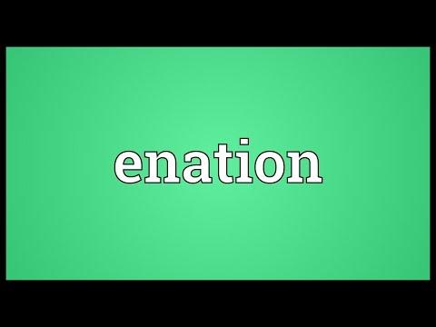 Header of enation