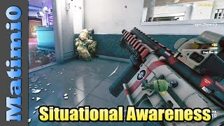 Situational Awareness Fail - Rainbow Six Siege