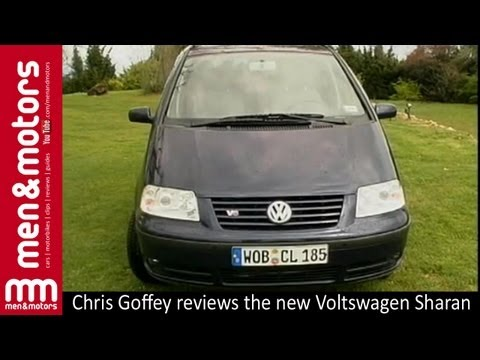 Volkswagen Sharan Review (2000)