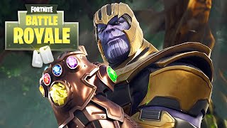 Fortnite Battle Royale - Infinity Gauntlet Trailer
