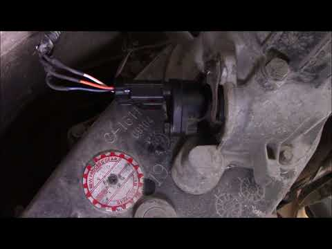 1997 Dodge Ram Output/Vehicle Speed Sensor