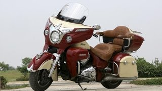 2016 Indian Roadmaster - indian motorcycles