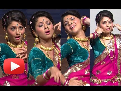 Sonalee Kulkarni Performs Lavani In Marathi Movie Zapatlela...