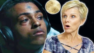Mom Reacts To Xxxtentacion Moonlight Official Music Audio