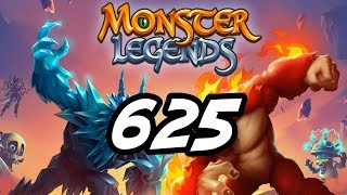"Monster Legends - 625 - ""First Skill Swaps"""