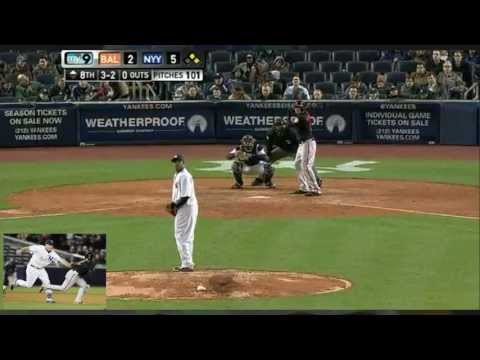 Amazing! New York Yankees turn a triple play and beat the Orioles 4/12/ 2013