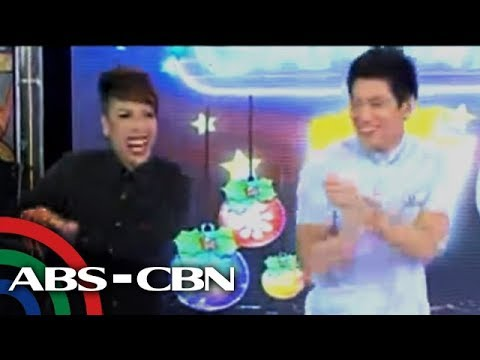 Kiefer, Jeron dance 'Gangnam Style' on GGV