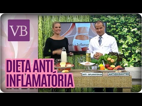 Você Bonita -Dieta Anti-inflamatória (09/05/16)