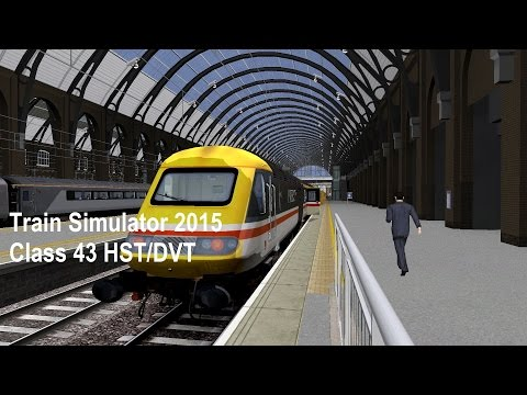 Train Simulator 2015 - Class 91 + Class 43 HST DVT  *PLEASE READ DESCRIPTION*